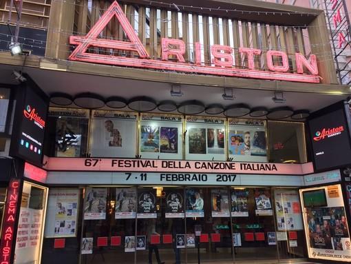 Sanremo: la Giunta concede alla Rai l'utilizzo economico e commerciale del marchio 'Festival della Canzone Italiana'