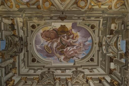 Sanremo: alle 16 nuova lezione l'Unitre, si parlerà del mito Fetonte negli affreschi di Giulio Benso
