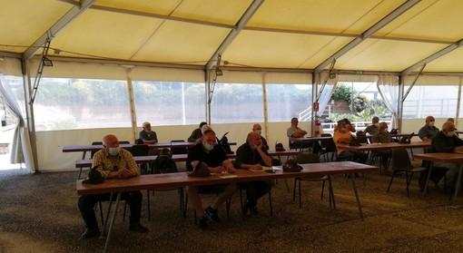 Ieri l'annuale assemblea della sezione imperiese dell'associazione nazionale Alpini (foto)