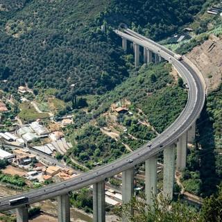 I cantieri dell'Autostrada dei Fiori tra il 18 e il 24 gennaio sui tronchi A6 e A10