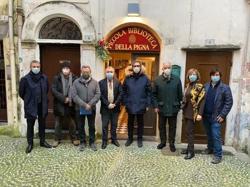 Il Rotary Club Sanremo contribuisce ad acquisto del 'Codice Giribaldi', manoscritto del '900