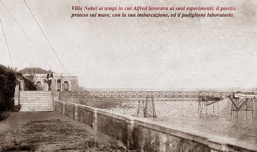 Sanremo e l'Europa a Santa Tecla: quando Nobel a San Martino trafficava con la dinamite...