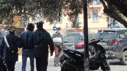 Imperia: arrestati Domenico Gioffrè, Antonio e Giovanni De Marte ritenuti responsabili dell'incendio di un camion avvenuto a Diano Marina (Foto e Video)