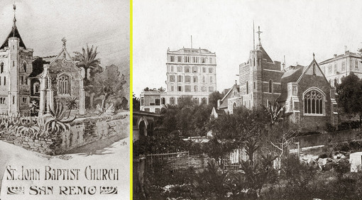 'Sanremo e l'Europa' a Santa Tecla: quando a Sanremo sorsero sette  chiese di rito difforme...