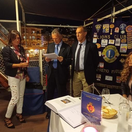 I soci del Lions Club Sanremo Matutia si sono incontrati per l'assemblea annuale di inizio d'anno