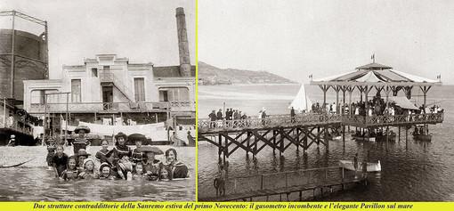 'Sanremo e l'Europa' a Santa Tecla: quando a Sanremo si facevano  i bagni nel carbone...