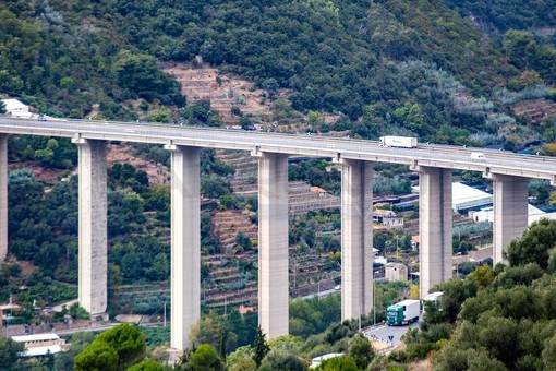L'elenco dei cantieri dell'Autostrada dei Fiori sui tronchi A6 e A10 tra il 10 e il 16 agosto