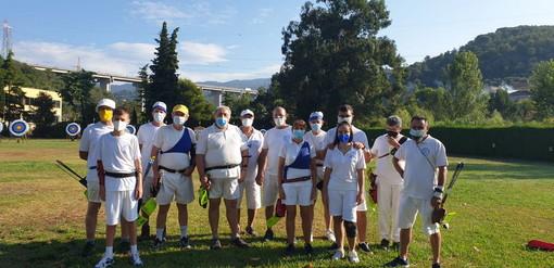San Bartolomeo al Mare: oggi il 'Trofeo San Lorenzo' di tiro con l'arco, tutti i risultati degli arcieri locali