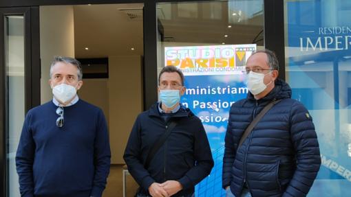 """Coronavirus: troppi rischi, stop alle assemblee condominiali ad Imperia e provincia. Parisi """"Tutela di cittadini e professionisti"""" (Foto e video)"""
