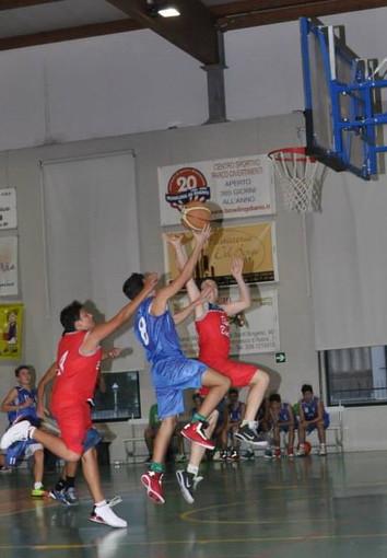 Weekend positivo per le formazioni del Blue Basket Diano Marina, tutti i risultati