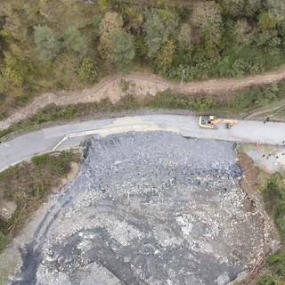 """Apertura della strada tra Molini e Triora, Marco Scajola: """"Un ottimo lavoro di squadra, complimenti al sindaco Di Fazio"""" (Foto)"""