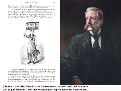 Sanremo el'Europa a Santa Tecla: quando nel 1878 Arthur Hill Hassall venne a vivere in città