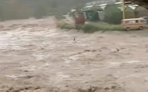 L'uomo e l'acqua (1998) l'alluvione di Sanremo. Il pensiero del poeta Francesco Biamonti