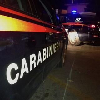 Ventimiglia: algerino 42enne arrestato dai Carabinieri tre volte in poche ore sempre per furto