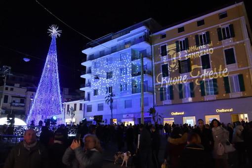Sanremo: via al bando per le luminarie di Natale, l'investimento di Comune e Casinò per animare la città da dicembre al Festival