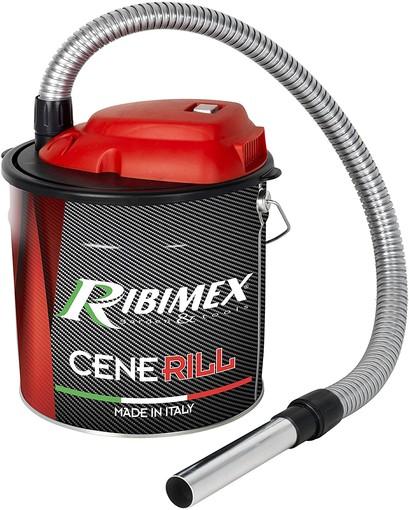 Ribimex Cenerill Aspiracenere elettrico 1000 W: la Recensione