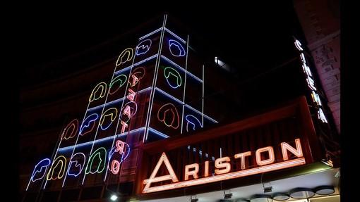 #iorestoinsala: aspettando di tornare in sala l'Ariston di Sanremo propone una programmazione virtuale