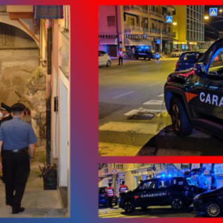 Sanremo: arrestato rapinatore durante servizi di controllo del territorio dei Carabinieri