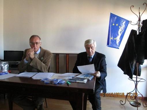 I risultati del Congresso Regionale MFE (Movimento Federalista Europeo) a Savona