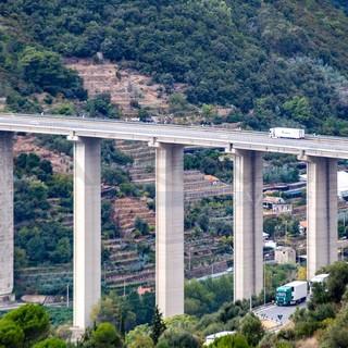 I cantieri sull'autostrada A10 e sulla A6 dal 17 al 23 maggio