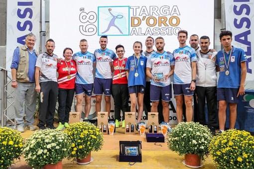 Il Piemonte domina alla Targa d'Oro, doppietta ad Alassio per la Perosina
