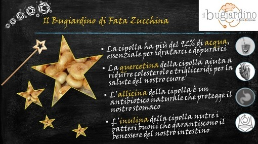Felici & Veloci, la nuova Ricetta AutograFATA di Fata Zucchina. Oggi prepariamo il bouquet di cipolline
