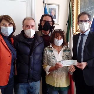 Bordighera: all'Associazione A Pria Presiuza una mensilità del fondo di solidarietà della Giunta Comunale
