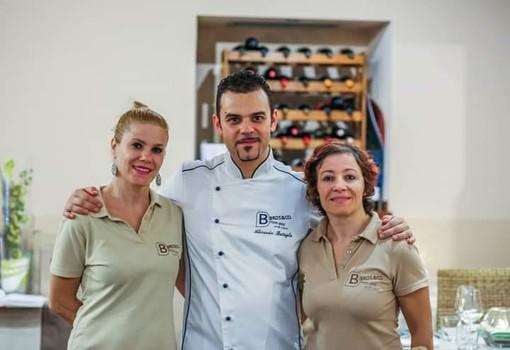 Sanremo: al ristorante B.Bros & Co per sentirsi fra amici e provare l'ottima cucina di Alessandro Battaglia
