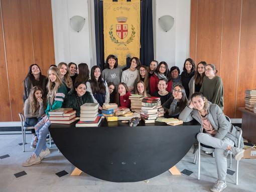 Taggia: i ragazzi del Liceo Cassini posano la prima pietra per la nascita del Polo Culturale a Palazzo Lercari - VIDEOSERVIZIO