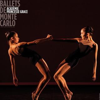 Spettacolo della Compagnia di Balletto di Monte-Carlo al Grimaldi Forum di Monaco