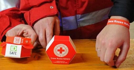 Bordighera: la Croce Rossa promuove un braccialetto elettronico con informazioni personali utili in caso di soccorso