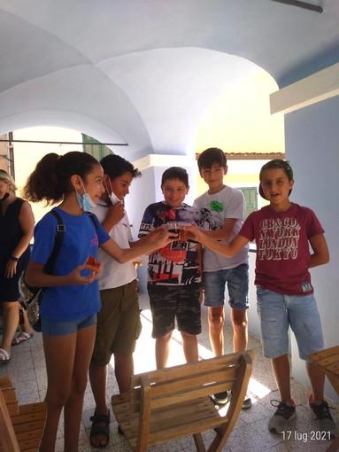 Vallebona: al giovane Gabriele Fazzolari una borsa di studio da parte dell'Amministrazione Comunale