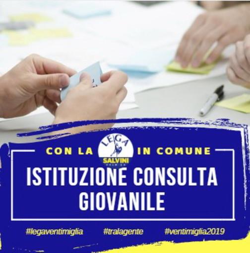 Elezioni Amministrative Ventimiglia: nel programma della Lega l'istituzione di una Consulta Giovanile Comunale