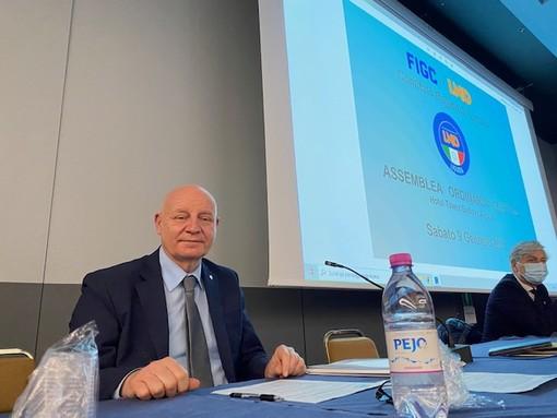 Giulio Ivaldi alle elezioni del Comitato Ligure