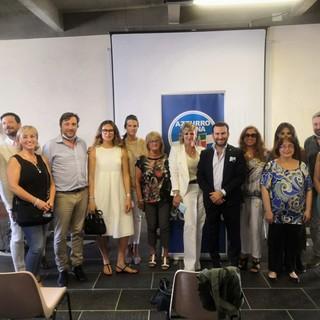 """Ventimiglia: convegno di Azzurro Donna a Forte dell'Annunziata. Bistolfi (F.I.) """"Donne leader all'interno della società e della politica"""""""