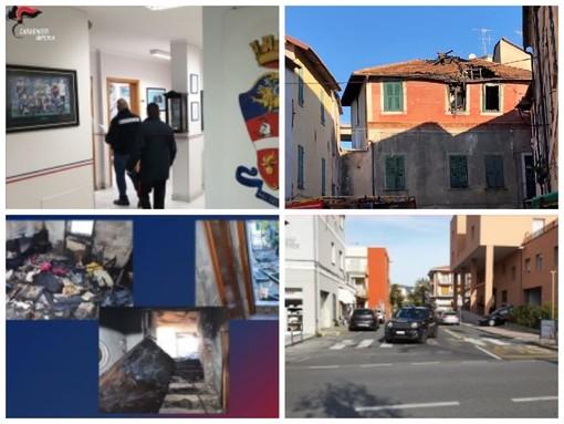 Incendio a San Bartolomeo al Mare, dal carcere Antonietta Fragnoni respinge le accuse