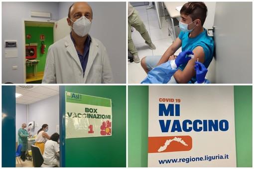 """Imperia è la seconda provincia ligure per casi di Covid-19, l'appello di Mela (Asl 1) ai giovani: """"Vaccinatevi, non costa nulla. Fermiamo questa malattia"""" (video)"""