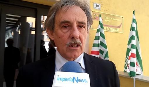 """La Cisl analizza la mobilità a un mese dal crollo del ponte Morandi. Bosio lancia l'allarme. """"Rischio di una Liguria divisa in due"""""""