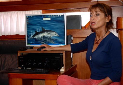 Sanremo: conferenza della biologa Marina Sabina Airoldi sul complesso mondo dei Cetacei del Mediterraneo