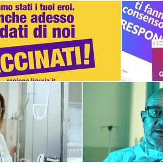 """Regione Liguria lancia la campagna """"Io mi vaccino"""" basata su credibilità e fiducia nei medici - VIDEO"""