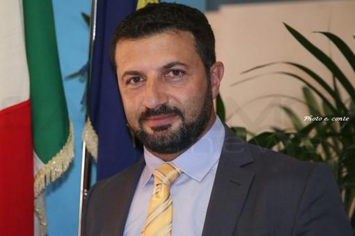 Il sindaco di Vallecrosia, Armando Biasi