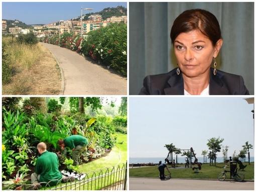 Imperia, manutenzione del verde pubblico: il Comune stanzia 2 milioni e mezzo di euro per l'appalto quinquennale