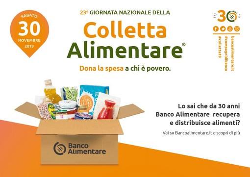 """Sabato prossimo, 23а Giornata nazionale della Colletta Alimentare: """"Insieme per dar da mangiare a 1,5 milioni di persone ogni giorno"""""""
