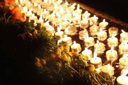 """Vallecrosia: furto di lumini al cimitero, lettore denuncia """"E' un gesto ignobile"""""""