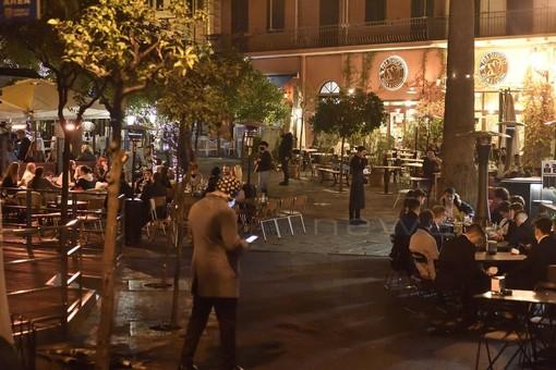 Piazza Bresca Sanremo