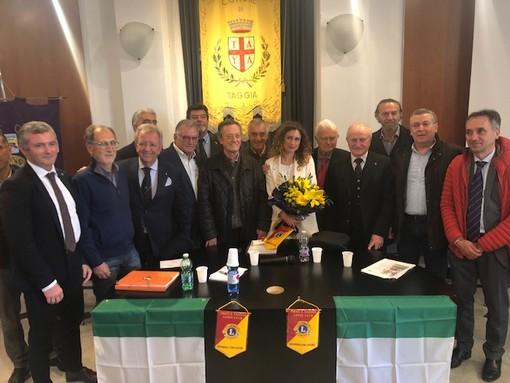 Legalità nell'Educazione, il Procuratore Giancarlo Caselli ospite del Lions Club Arma e Taggia