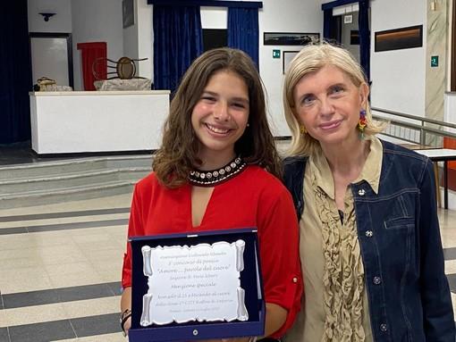 La 2C del Ruffini premiata alla terza edizione del Concorso di poesia 'Amore … parole dal cuore 2020'