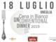 Imperia: il 18 luglio torna la 'Cena in Bianco', sarà dedicata a Genova