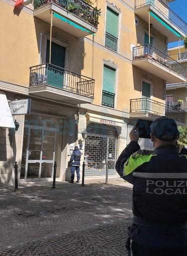 Coronavirus, stretta della Polizia Municipale di Diano Marina sulle seconde case: al setaccio complessi turistici e residenziali