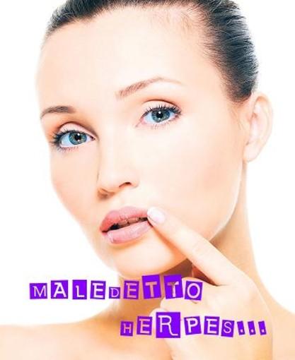 Scopriamo cause e cure per l'Herpes labiale